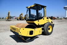 2019 Bomag BW177D-5 Smooth Drum