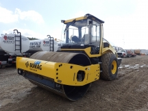 2019 Bomag BW211D-5 Smooth Drum